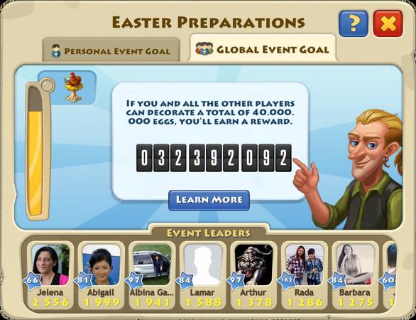 Dye Game Global Goal