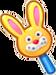 Rabbit Lollipop
