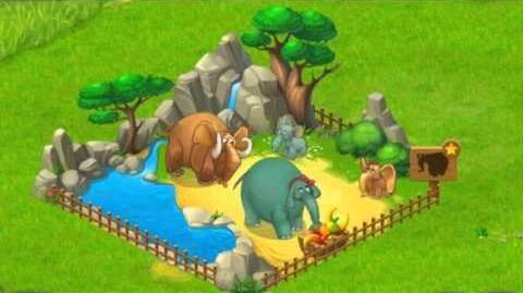 Township Zoo - Elephant-family
