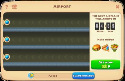 Next Airplane