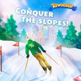 Snow Ride Event Icon