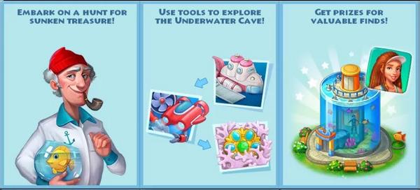 Underwater Adventure Event Guide