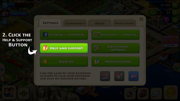 2 Help Button