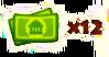 12 t cash