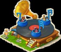 Gramophone Carousel