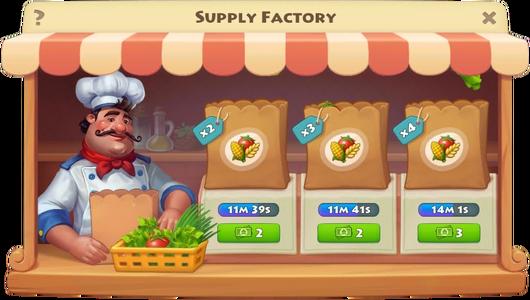 Italian Week Supply Factory