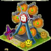 Pumpkin Ferris Wheel