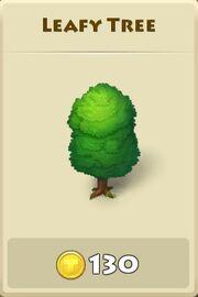 Leafy tree(2)