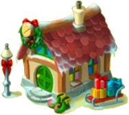 Santa's Helper's House