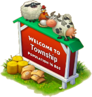 Home Sweet Farm Town Sign