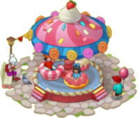 Candy Carousel