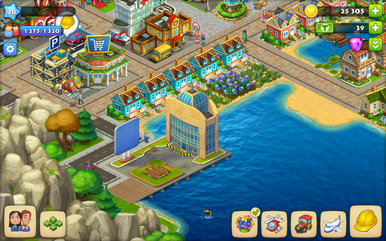 List Of Community Buildings In Township Game