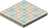 Checkered Tile