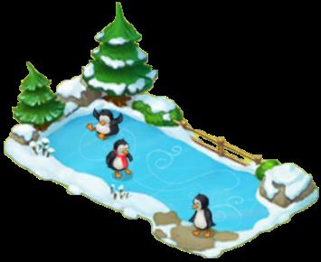 Penguin Skating Rink