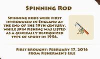 Spinning-Rod