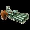 Four-Barreled Pistol