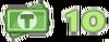 10 t-cash