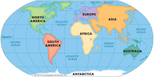 File:World Map Continents.png