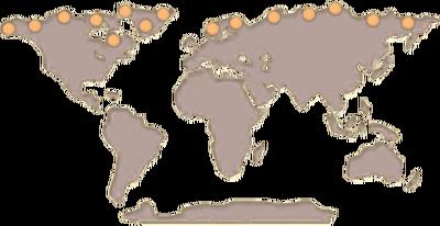 Arctic Fox Map