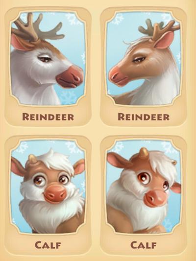 Reindeer Page