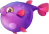 Purple Fugu