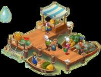 Fishing-Wharf Market