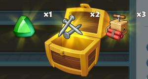 Fully Loaded Plane Rewards
