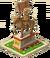 Commander Statue