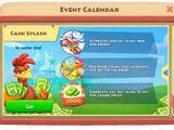 Cash Splash Event
