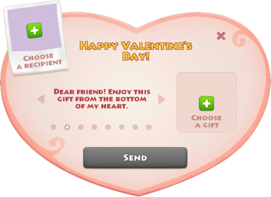 Valentine's Day 2017 Event
