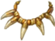Fang Necklace Icon