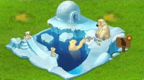 Township Zoo - Polar bear-family