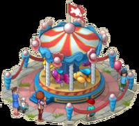 Underwater World Carousel