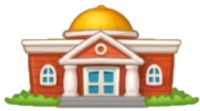 Community Buildings Icon