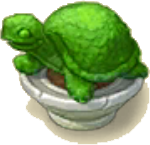 Turtle Topiary