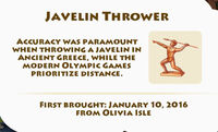 Javelin-Thrower