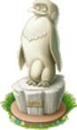Penguin Statue