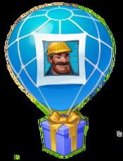 Ernies Balloon
