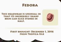 Fedora Artifact