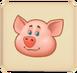 Generous Pig Icon