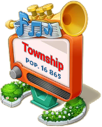 Musical Town Sign