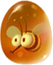Bee in Amber Icon