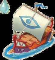 Odysseus' Ship