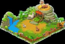 Llama Enclosure