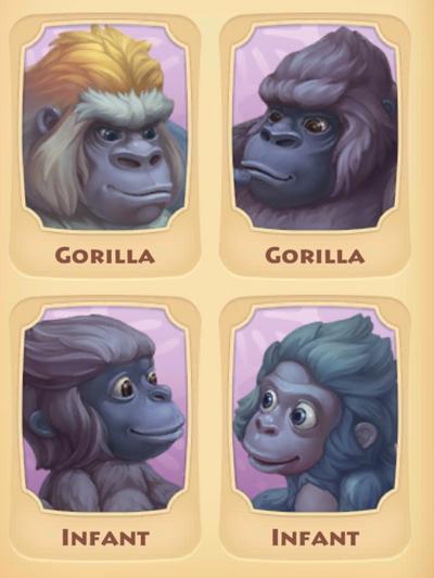 Gorilla Page
