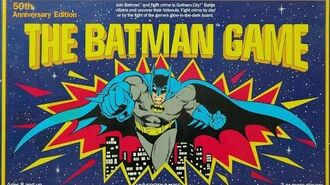 Ep. 157 The Batman Game Review (University Games 1989)