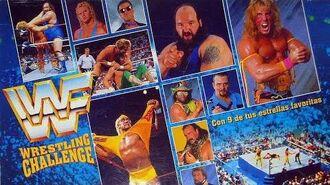 Ep. 160 WWF Wrestling Challenge Board Game (Milton Bradley 1990)