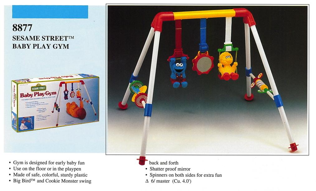Sesame Street Baby Play Gym   Toys Wiki   FANDOM powered by Wikia