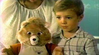 Teddy Ruxpin commercial (1985)