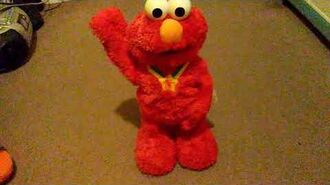 Fisher Price TMX Elmo Extra Special Edition